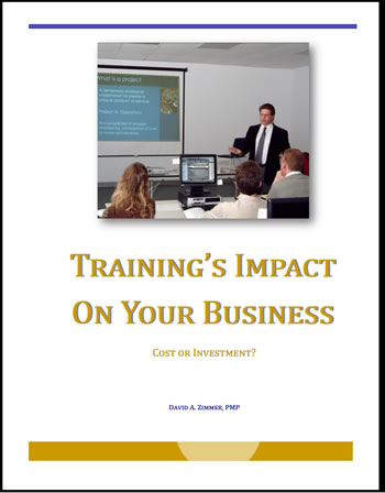 Training's Impact On Your Business: Cost or Investment?, #training